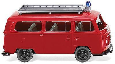 Wiking 86129 HO VW T2 Bus Fire Service
