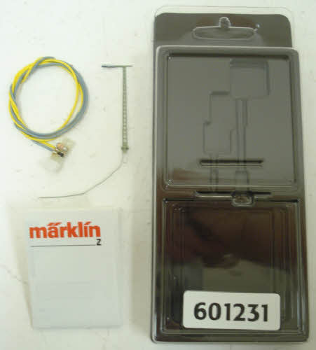 Marklin 601231 Z Scale Street Lamp