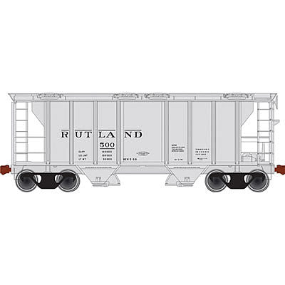 Atlas 50002123 N Rutland PS-2 Covered Hopper #513