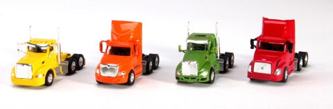 Trucks N' Stuff SP2006 1:87 Semi Tractor Only Super Pack #22 4-Pack