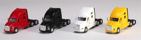 Trucks n Stuff SP3001 1:87 Kenworth T700 Assorted Tractor Only Pack 1 (Pack of 4)