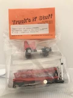 Trucks N' Stuff 1001 Trucks n Stuff 1001 HO Truck Panella Trucking (Pack of 2)