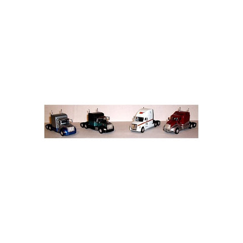 Trucks n Stuff 100125 1:87 Super Pack Assortment #4