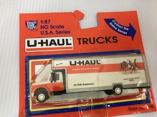IHC 1-28 HO Nevada U-Haul 26' Moving Truck