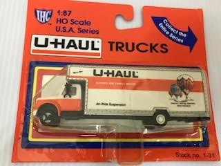 IHC 1-31 New Mexico U-Haul 26' Moving Truck