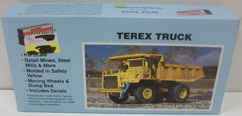 Walthers 933-3142 HO Scale Terex Truck Building Kit