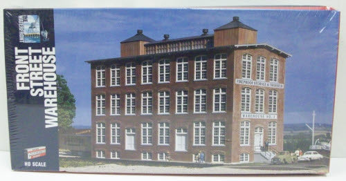 Walthers 933-3069 HO Scale Front Street Warehouse Building Kit