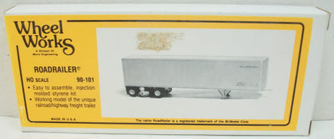 Wheel Works 90-101 HO Scale Roadrailer