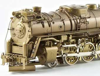 We Buy Brass Trains