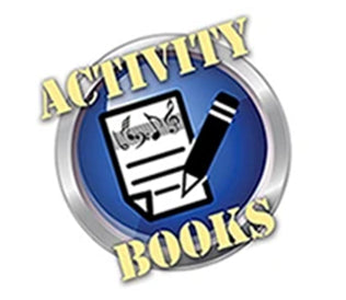 Browse Activity Books