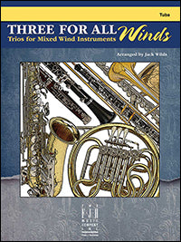 Three For All Winds - Tuba