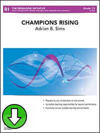 Champions Rising (Digital Download)