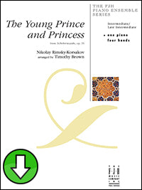 The Young Prince and Princess from Rimsky-Korsakov's Scheherazade (Digital Download)
