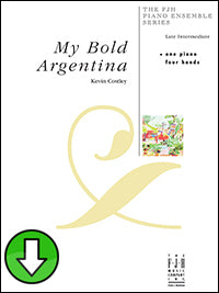 My Bold Argentina (Digital Download)