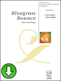Bluegrass Bounce (Digital Download)