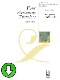 Four Arkansas Travelers (Digital Download)