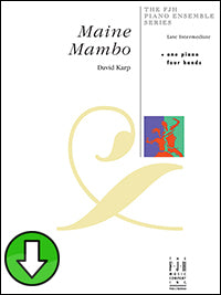 Maine Mambo (Digital Download)