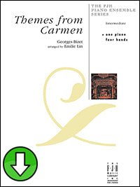Themes from Carmen (Digital Download)