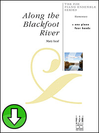 Along the Blackfoot River (Digital Download)