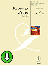 Phoenix Blues (Digital Download)