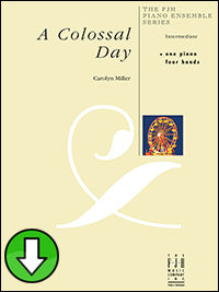 A Colossal Day (Digital Download)