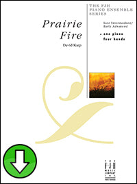 Prairie Fire (Digital Download)