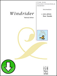 Windrider (Digital Download)