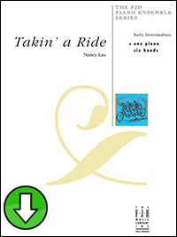 Takin' a Ride (Digital Download)
