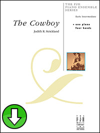 The Cowboy (Digital Download)