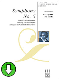 Symphony No. 5, Opus 67, First Movement (Digital Download)