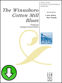 The Winsboro Cotton Mill Blues (Digital Download)