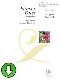 Flower Duet (Digital Download)