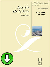 Haifa Holiday (Digital Download)