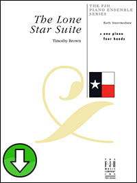 The Lone Star Suite (Digital Download)