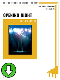 Opening Night (Digital Download)