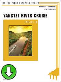 Yangtze River Cruise (Digital Download)