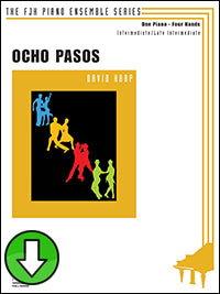 Ocho Pasos (Digital Download)