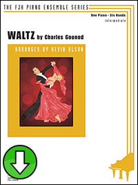 Waltz from Faust (Digital Download)