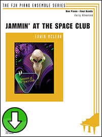 Jammin'  at the Space Club (Digital Download)