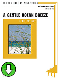 A Gentle Ocean Breeze (Digital Download)