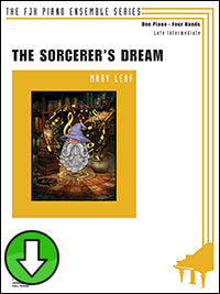 The Sorcerer's Dream (Digital Download)