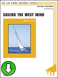 Sailing the West Wind (Digital Download)
