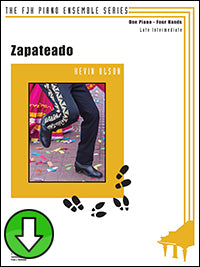 Zapateado (Digital Download)
