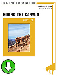 Riding the Canyon (Digital Download)