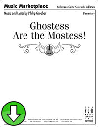 Ghostess Are the Mostess! (Digital Download)