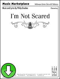 I'm Not Scared (Digital Download)