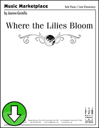 Where the Lilies Bloom (Digital Download)