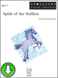 Spirit of the Stallion (Digital Download)