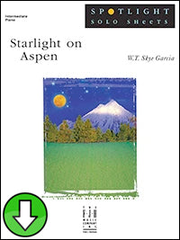 Starlight on Aspen (Digital Download)
