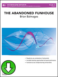 The Abandoned Funhouse (Digital Download)